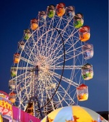 Ferris Wheels & 2014 Liebster Nomination Progress