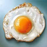 Fried Eggs with Tarragon ~ My New FavoriteThing!